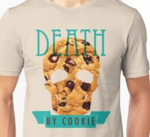 Death by Cookie Unisex T-Shirt