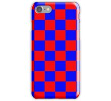 IPHONE CASE - Red & Blue Check - Image No. 189 iPhone Case/Skin