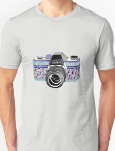cannon, snap T-Shirt