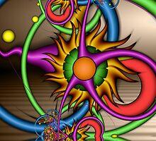 aLieN GarDeN by CrazyFractals