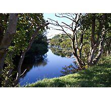 River Girvan Photographic Print