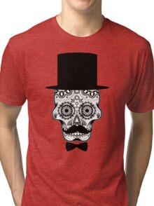 Chivalry is not dead. Tri-blend T-Shirt
