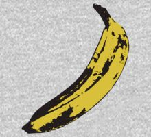 Banana One Piece - Long Sleeve