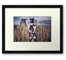 Hello, Kitty! Framed Print
