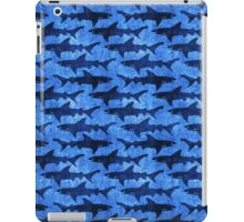 Blue Ocean Sharks iPad Case/Skin