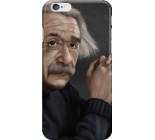Alber Einstein iPhone Case/Skin