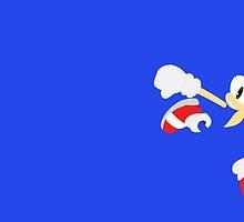 Sonic by Screblhuns