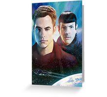Star Trek Greeting Card