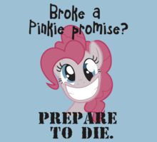 Never brake a pinke promise... by Agkrippa