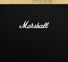 Marshall amp by vssff