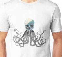 squid skull Unisex T-Shirt