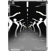 And The Road Goes On.... iPad Case/Skin