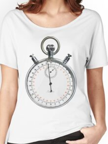 time  Women's Relaxed Fit T-Shirt