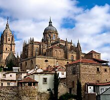 Old town Salamanca by PhotosOnTheRoad