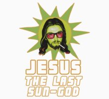 Raging Cynicism Jesus: The Last Sun God by RagingCynicism
