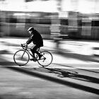 Morning Ride by Simon  Goyne