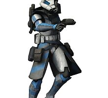 """CT-5555 """"FIVES"""" - Star Wars The Clone Wars by Shada0071"""