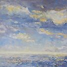 Sea and Clouds  by TerrillWelch