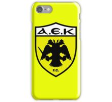 AEK Athens iPhone Case/Skin