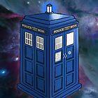 Doctor Who TARDIS by StudioMarimo