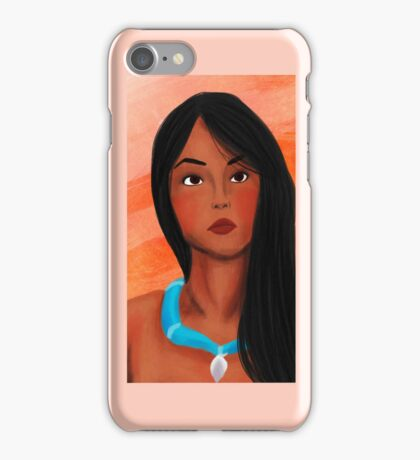 all the colors of the wind iPhone Case/Skin