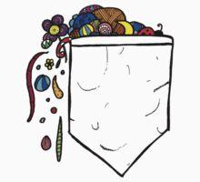A Pocket Full of Doodles by flockadoodle