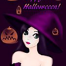 Happy Halloween  by LARiozzi