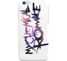 Dark Galaxy Black Parade iPhone Case/Skin