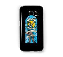 Stained Ash Window Samsung Galaxy Case/Skin