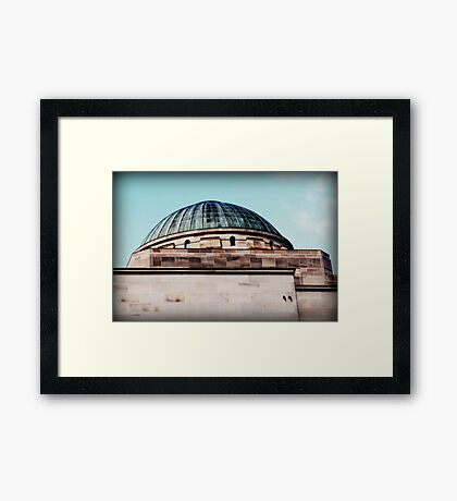 muffin top Framed Print