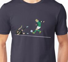 Steven Davis strikes to end seven years of hurt Unisex T-Shirt