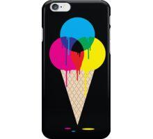 CMYKream iPhone Case/Skin