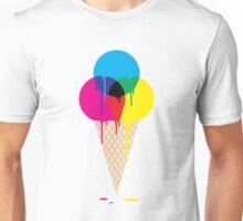 CMYKream Unisex T-Shirt