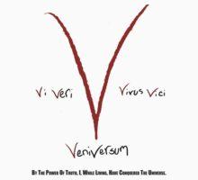 V for Vendetta - Vi Veri Veniversum Vivus Vici by Douglas Keppol
