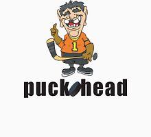 "Funny Hockey ""Puck Head"" Unisex T-Shirt"