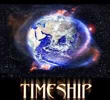 Timeship 3 by Bob Bello