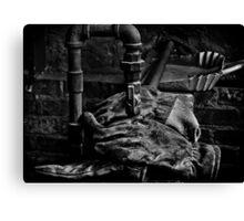 Workman's Gloves Canvas Print