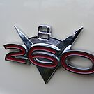 Ford Fairlane 260 badge by Russell Voigt