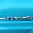 Ford F100 Badge by Russell Voigt