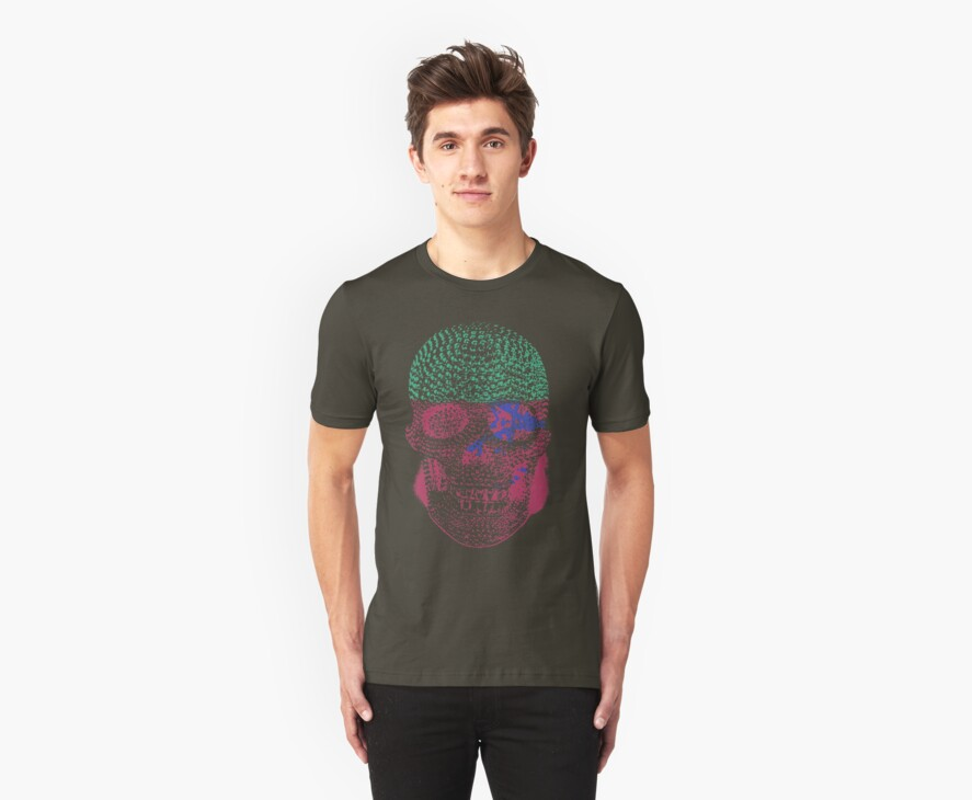 Skull: Special Edition T-Shirt by PrinceRobbie