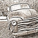 Old Chevy Truck 3 by Purple Cloud Productions, Inc.