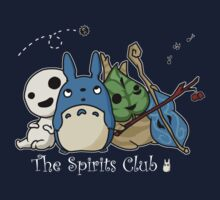 The Spirits Club Kids Tee