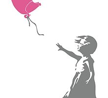 Pigballoon by Take Me To The Hospital