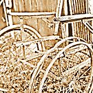 Old Wheelchair by Purple Cloud Productions, Inc.