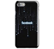 Facebook iPhone Case/Skin