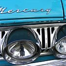 Mercury Badge by Russell Voigt