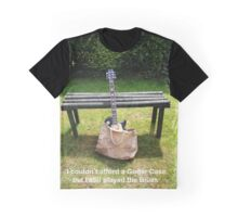 Blues guitar in a bag Graphic T-Shirt