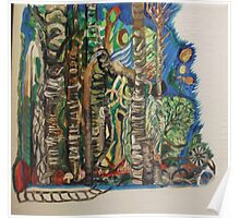 Emily Carr called out to Me/ The Journey Poster