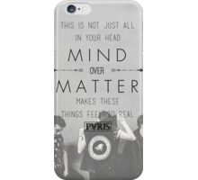 Pvris - Mind Over Matter iPhone Case/Skin