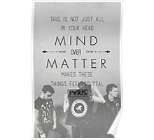 Pvris - Mind Over Matter Poster